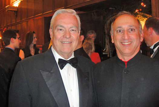 Bill Curtis with Alan Feldstein