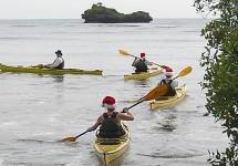 Christmas Paddle in Tanzania