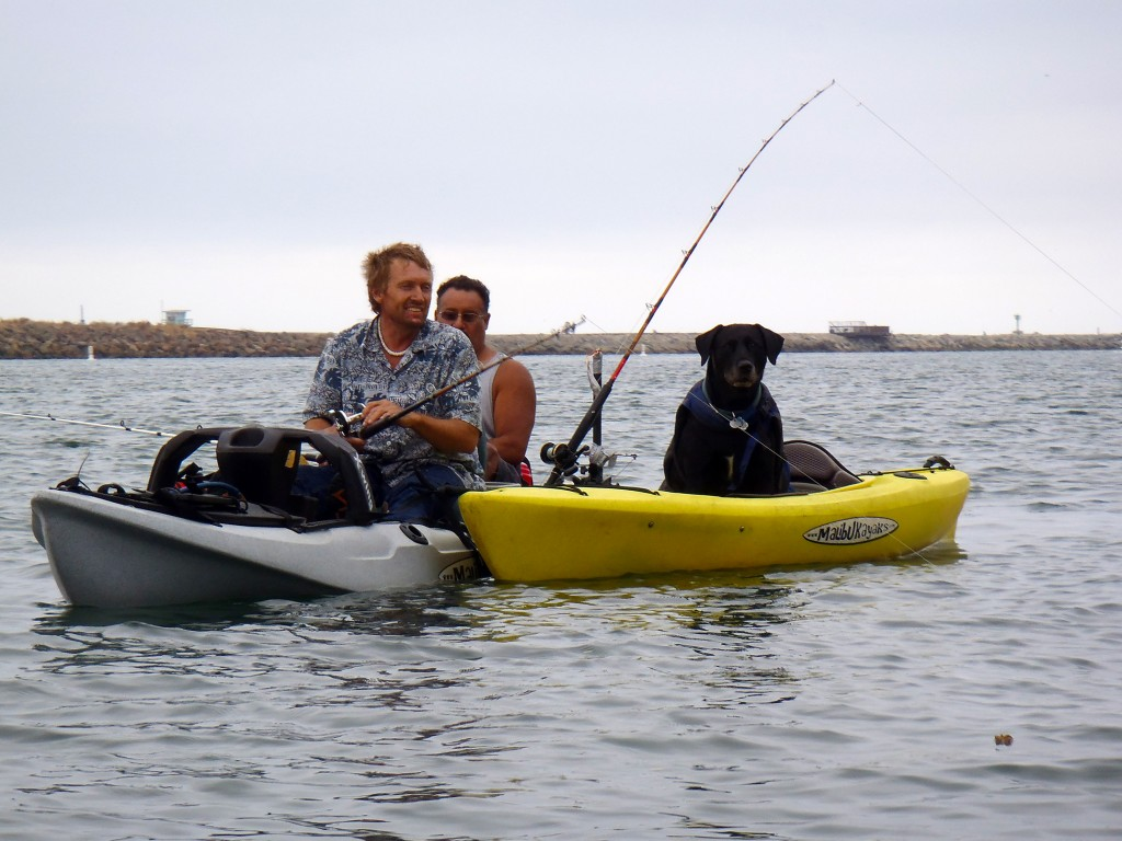 Man's Best Kayak Frend