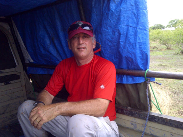 Alan Feldstein On Adventure in Tanzania