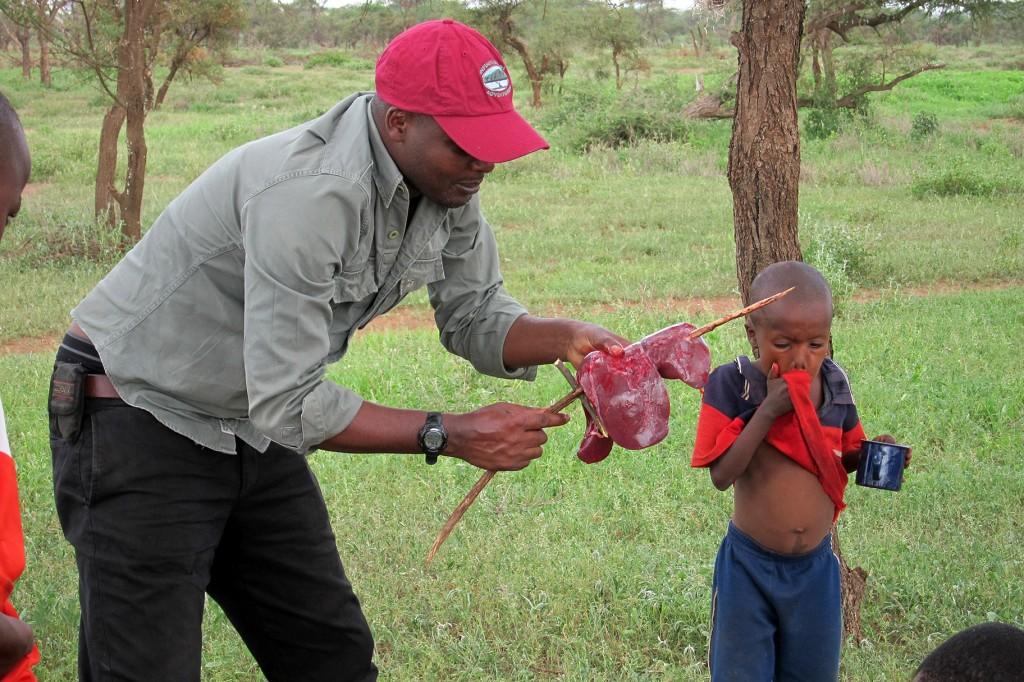 Maasai Barbecue