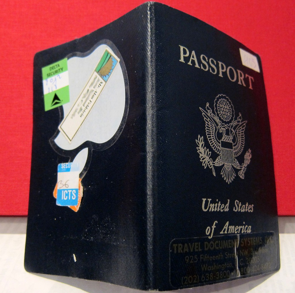An Old Friend of Mine - My Passport
