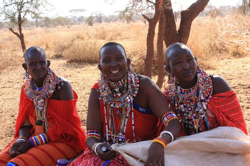 Dog Collars for Africa - Meet the women who make your dog's one of a kind collars