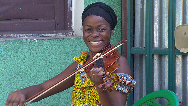 Joy in Congo – A Musical Miracle