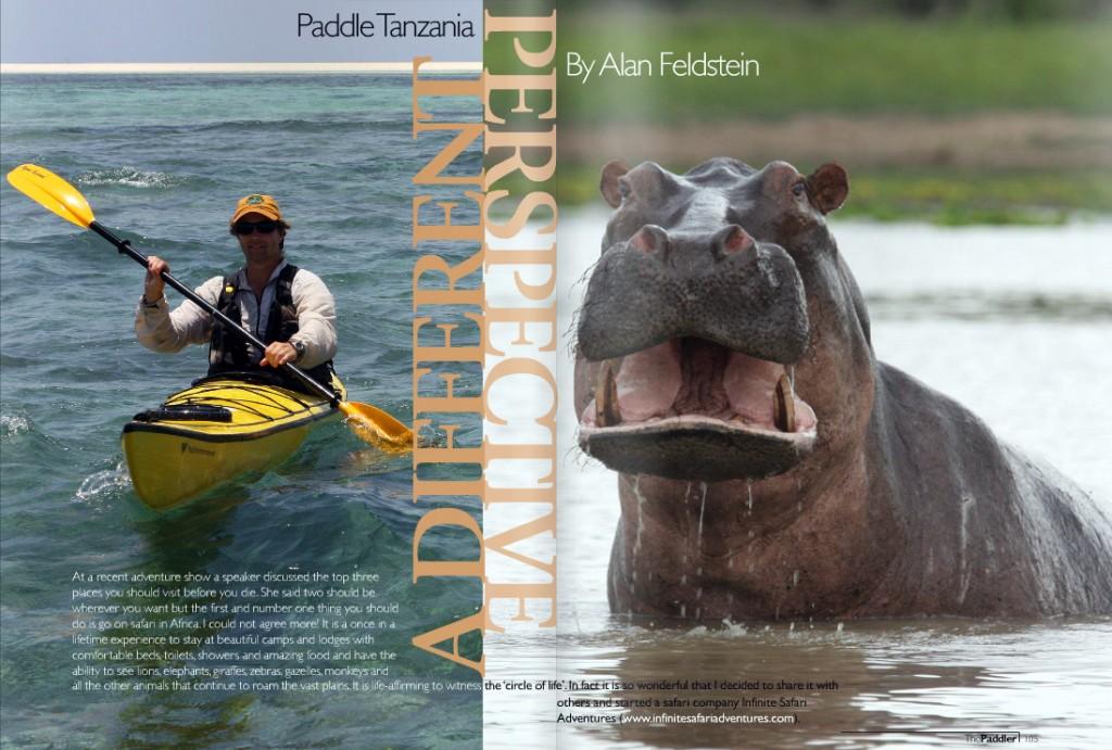 ThePaddler - Paddle Tanzania