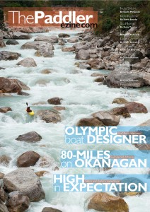 ThePaddler ezine issue 5 cover