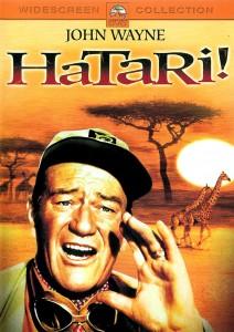 John Wayne Hatari - Tanzania - Oscar Article