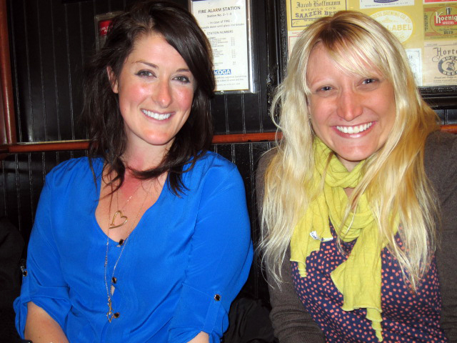 Danielle and Allison WHOA – Women High on Adventure