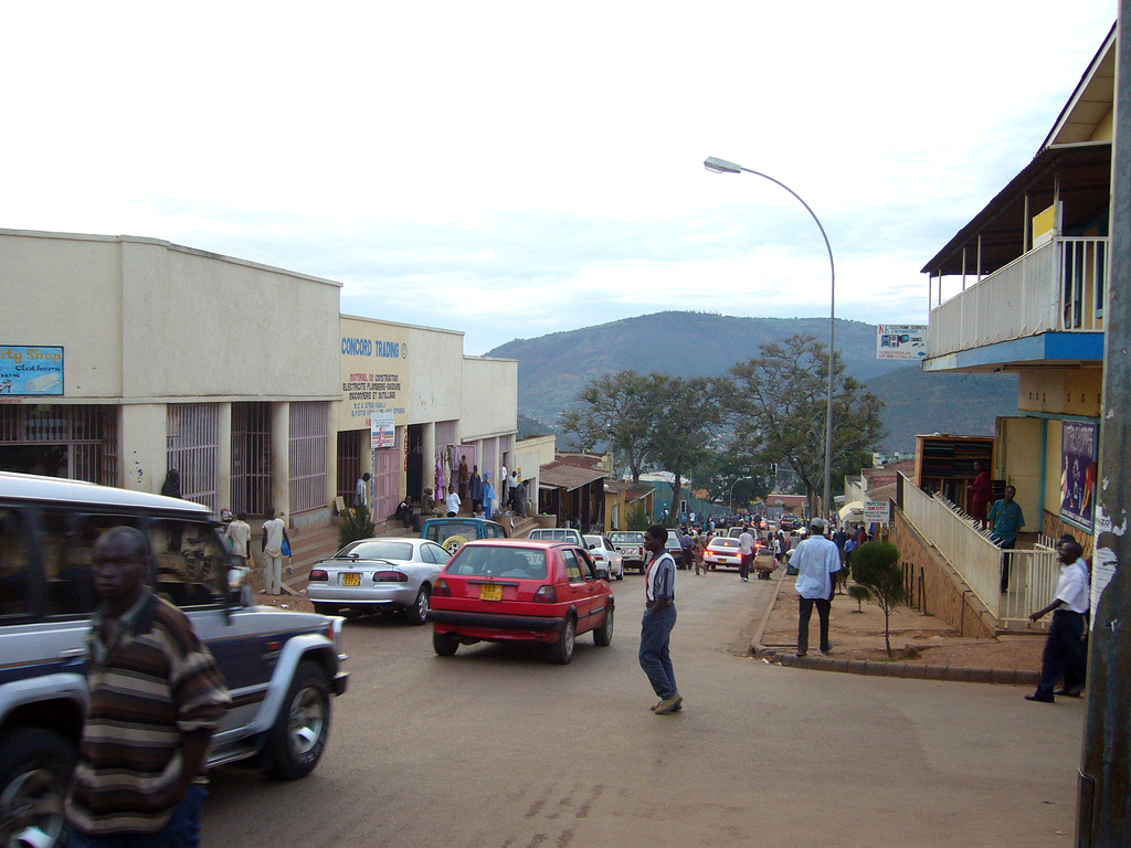 The Streets of Kigali