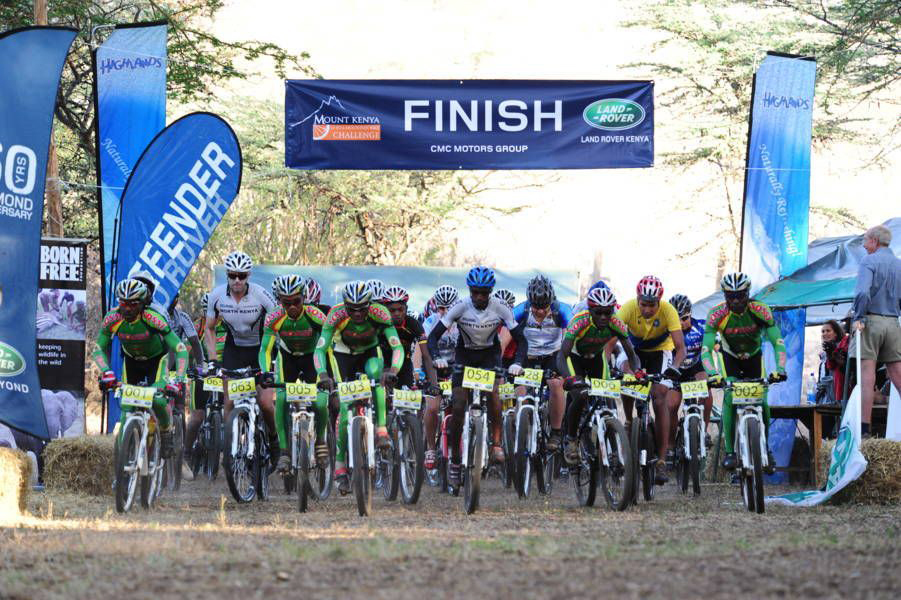 10to4 Bike Race Start