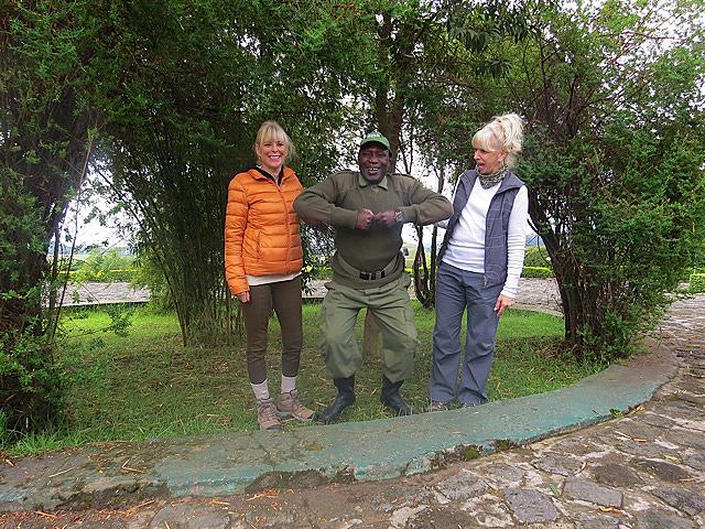 Sherry & Karen's Excellent Safari Adventure!