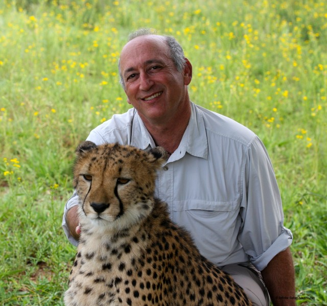 Alan And Cheetah