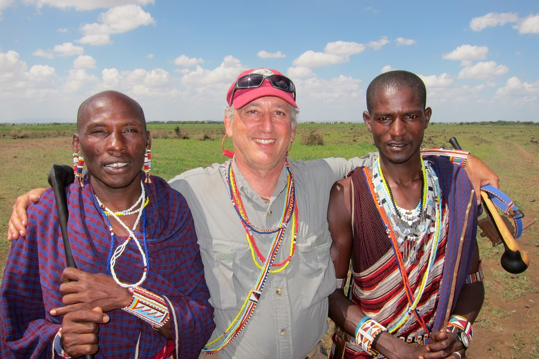 Going For The Maasai Gold