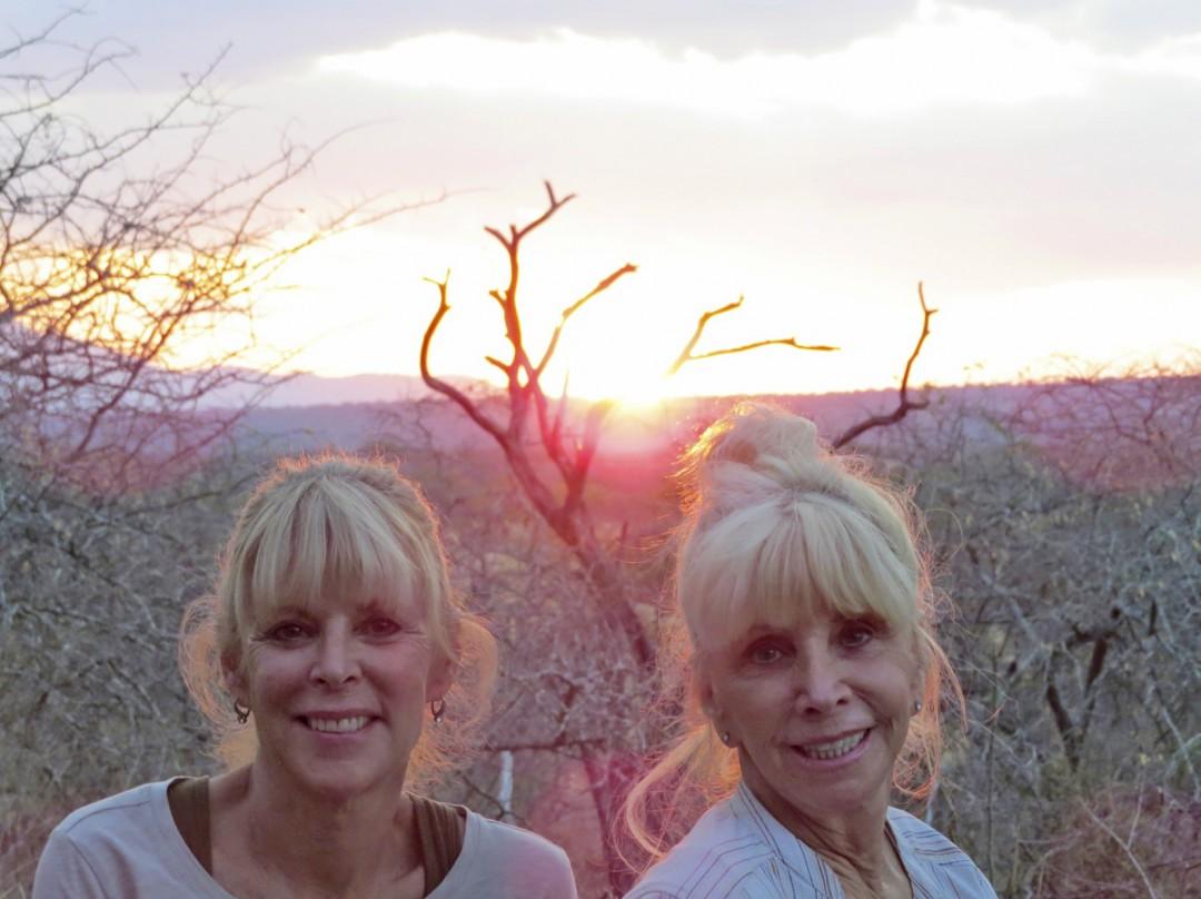 Karen & Shari In Tanzania!