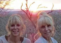Sherri & Karen's Excellent Safari Adventure