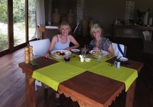 Sherri & Karen's Excellent Adventure Exploring The Serengeti!