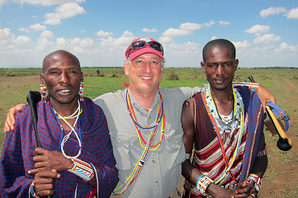 Going For The Maasai Gold!