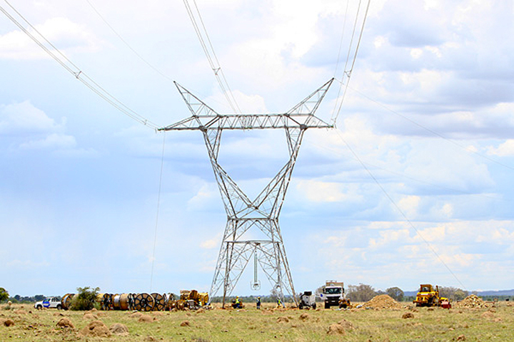 `Africa Power Lines