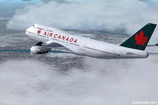 Bravo Air Canada