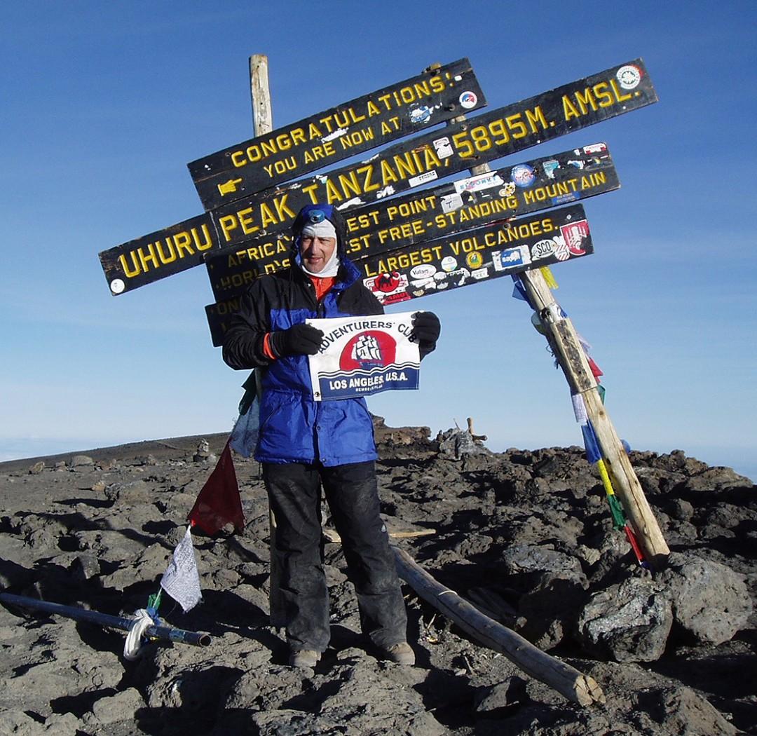 Alan on Summit