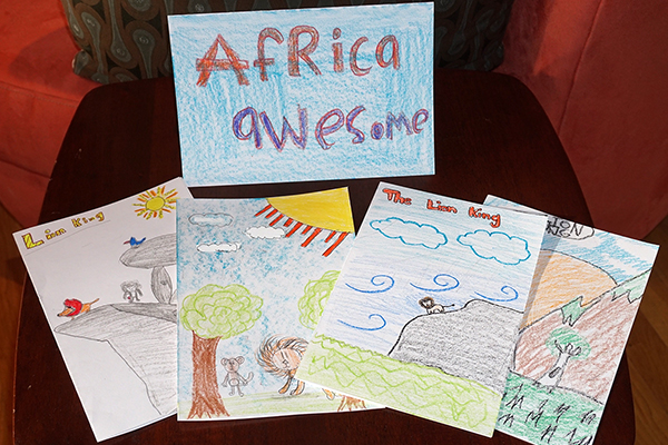 Fantastic Thank You Notes from Kittredge Elementary School featured