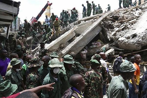 Earthquake In Tanzania