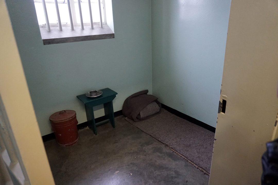 Nelson Mandela's Cell